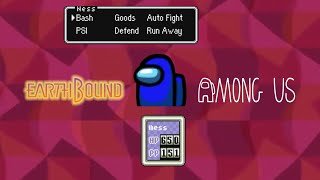 Among Us but it's EarthBound