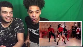 Juicy Booty | Chris Brown Ft Jhene Aiko & R Kelly | Aliya Janell Choreography *REACTION*