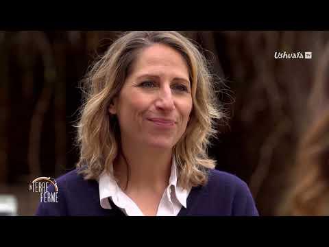 Maud Fontenoy en Terre ferme