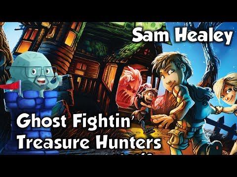 Ghost Fightin' Treasure Hunters Review with Sam & Aedan