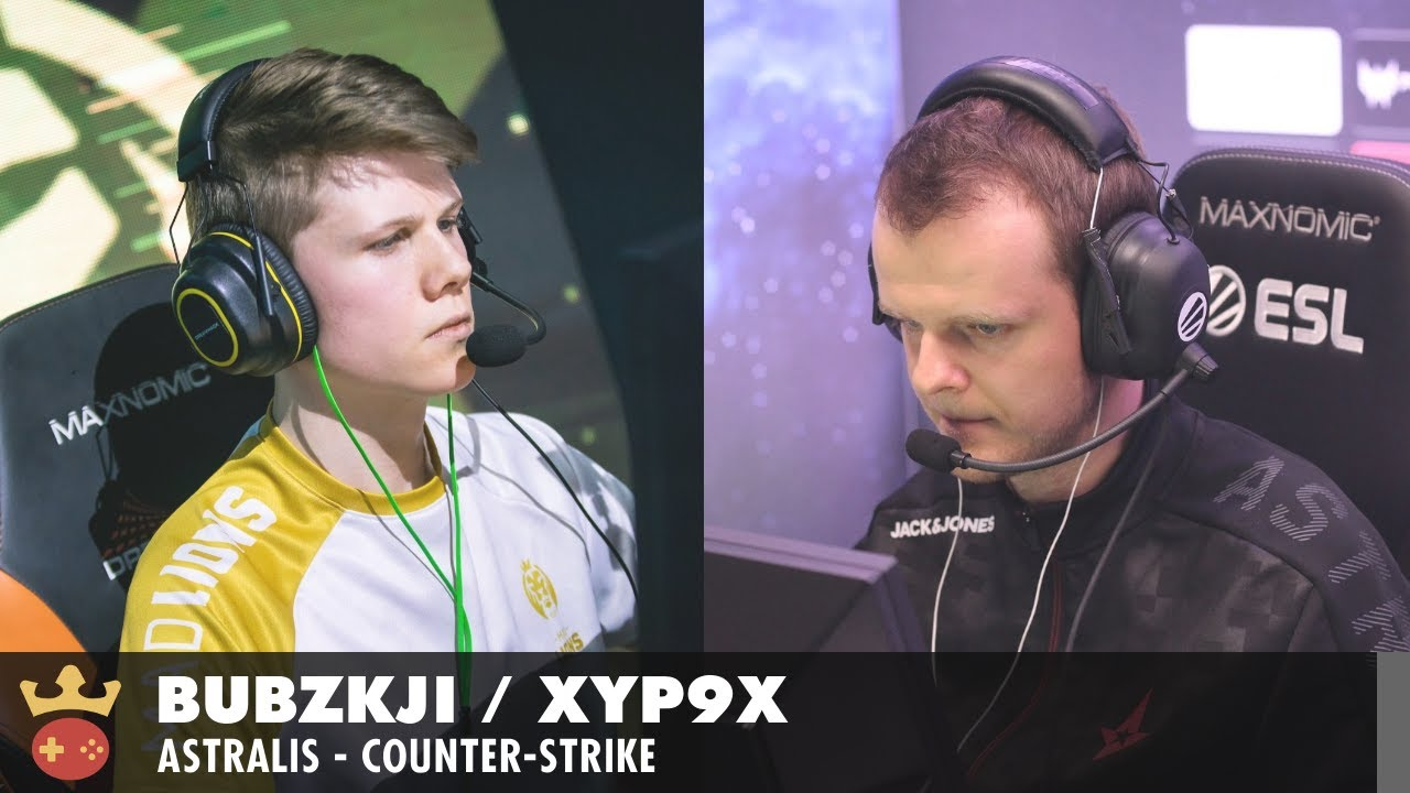 Video of Interview with Bubzkji & Xyp9x from Astralis at IEM Cologne 2021