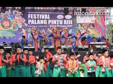 Festival Palang Pintu Kemang Ke XIII