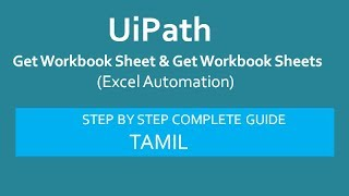 excel automation uipath - Free video search site - Findclip Net