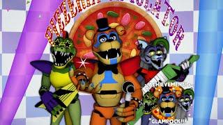 Freddy Fazbears Pizzeria Simulator - Glamrock Animatronics (Mod)