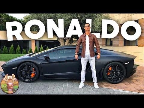 Voici Comment Cristiano Ronaldo Dépense Ses Millions !