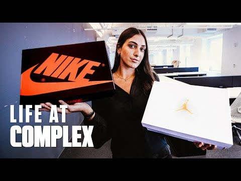 Two Air Jordan Unboxings!   #LIFEATCOMPLEX