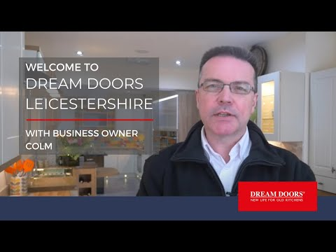 Leicester & Loughborough Kitchen Showroom video