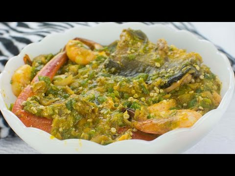 How To Make Okra Soup – Chef Lola's Kitchen
