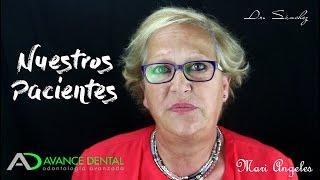 Implantes Dentales en Alcobendas, testimonios de pacientes - Avance Dental