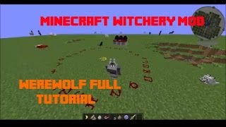 how to become a vampire in minecraft witchery - 免费在线视频最佳电影