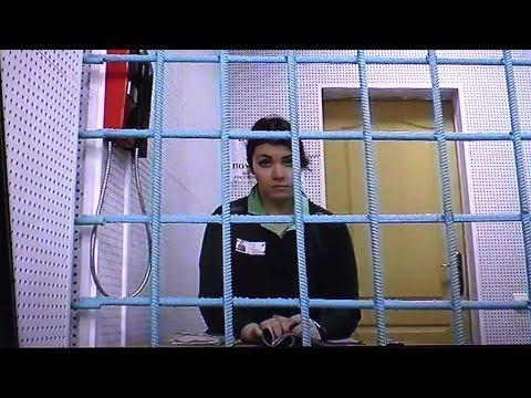 Суд удовлетворил ходатайство об условно-досрочном освобождении Варвары Карауловой