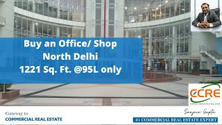 Office Space for Sale in Shalimar Bagh Block H