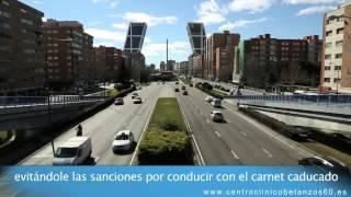 El carnet de conducir en el Centro Clínico Betanzos 60 - Centro Clínico Betanzos 60