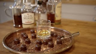 Chocolate Whiskey Truffles by Paul A. Young