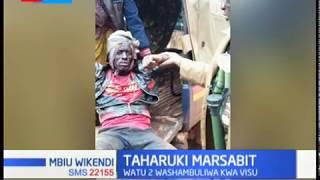 Watu wawili washambuliwa kwa visu huko Marsabit baada ya mapigano ya Kimbari