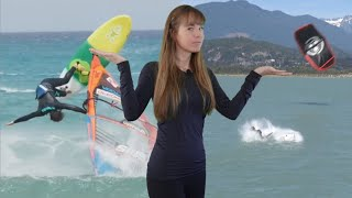 Kitesurfing Vs Windsurfing Injuries