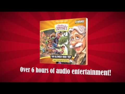 Adventures in Odyssey - Road Trip