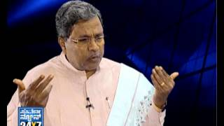 Seg_ 3 - Target With Siddaramaiah- 01 Sep 12 - Suvarna News