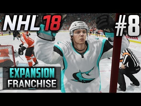 NHL 18 Expansion Franchise | Quebec Dorsals | EP8 | ARE THE PLAYOFFS GOING TO HAPPEN? (S1G73)