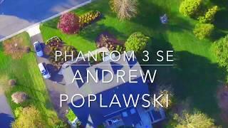 DJI Phantom 3 SE footage