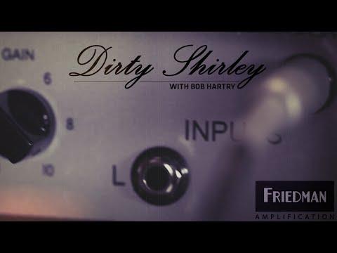 FRIEDMAN Dirty Shirley Head Kytarový lampový zesilovač
