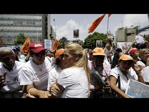 Βενεζουέλα: Συμπαράσταση στους απεργούς πείνας ηγέτες της αντιπολίτευσης