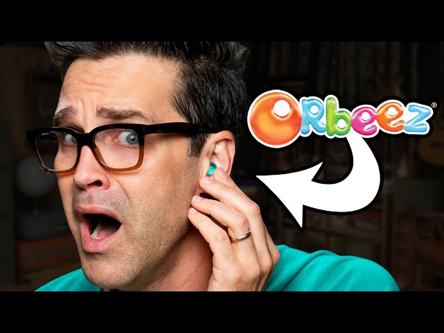 Testing The Orbeez Spa