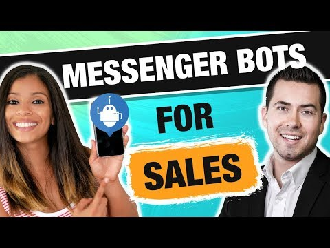 🚀Boost Online Sales With MESSENGER BOTS - Lead Generation Strategies
