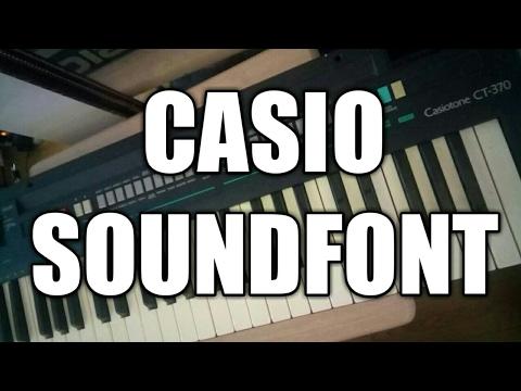 Free Casio CT-370 Soundfont by Demonic Sweaters | DEMONIC