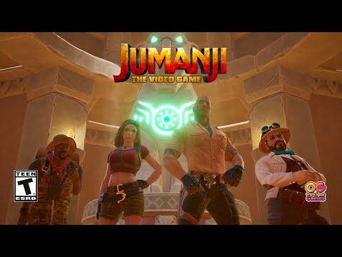 JUMANJI: The Video Game | Launch Trailer thumbnail