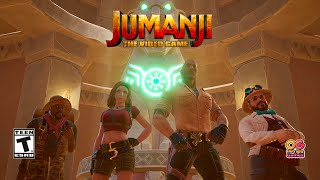 JUMANJI: The Video Game | Launch Trailer