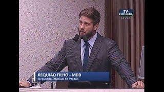 """Requião Filho lança o desafio: """"Se for para cortar privilégios, então vamos começar de quem tem"""