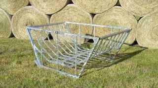 Kiwi Bale Feeders - Beast Bale Feeder