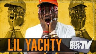 BigBoyTV - Lil Yachty on XXXTentacion, Kanye's Album Party, Bhad Bhabie Growing Up & MORE!