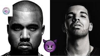 สรุปดราม่า Kanye West Vs. Drake