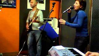 Cover the Letter-Eva Cassidy-Matriba Live Band
