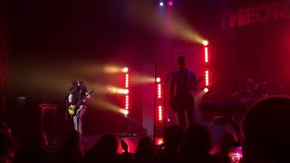Theory of a deadman Make up your mind live in Brandon Manitoba