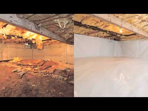 Mid America Basement Systems explains the stack effect and the incredible benefits of crawl space repair and encapsulation. Crawl space repair will help you avoid unnecessary structural repairs, create a healthier living space, and save money on your utility bills. And once you've encapsulated your crawl space with a vapor barrier, you've gained valuable storage space in your home. From Moline, to Peoria, Davenport to Cedar Rapids, MidAmerica Basement Systems has helped thousands of homeowners with crawlspace encapsulation.