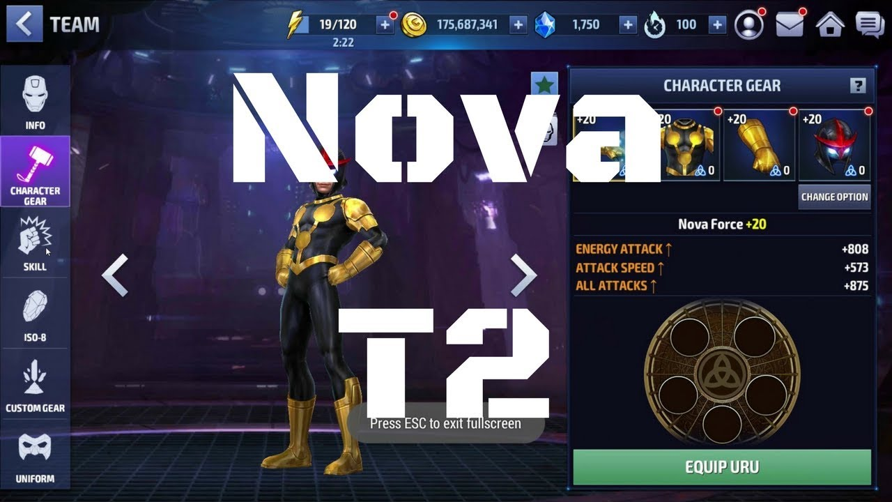 รีวิว Nova T2