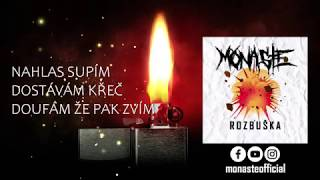 Video MONASTE - ROZBUŠKA (Official Lyric Video)