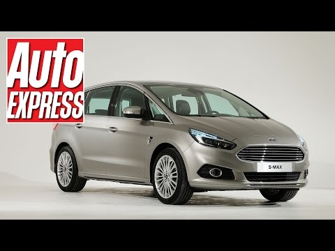 Ford S-MAX 2014 revealed: exclusive video