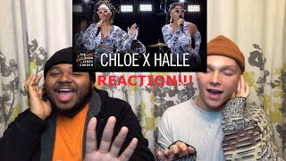 "CHLOE X HALLE   ""EVERYWHERE"" LIVE ON THE LATE LATE SHOW 