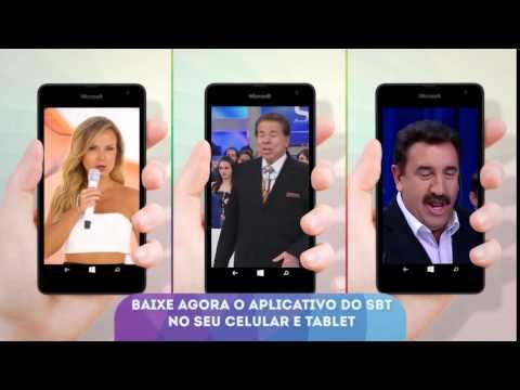 Vídeo do TV SBT