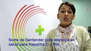 Norte de Santander y Cúcuta exigen atención en salud para la Hepatitis C.