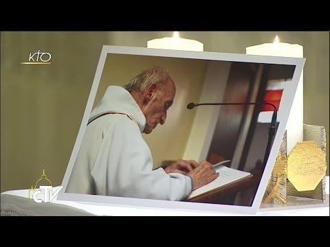 Pape François : le Père Hamel est un martyr (homélie)