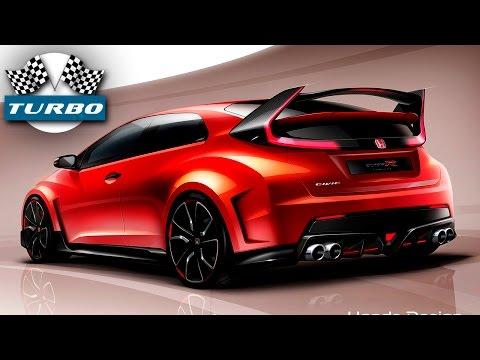 Новинка 2017 г. Honda Civic Si Coupe & Type R