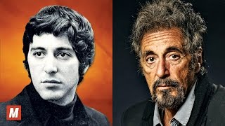 Al Pacino | From 1 To 76 Years Old
