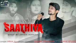 Saathiya Official  Music Video 2019 | Heart Touching Romantic Sad Song || Seraj || Azhan || Reema