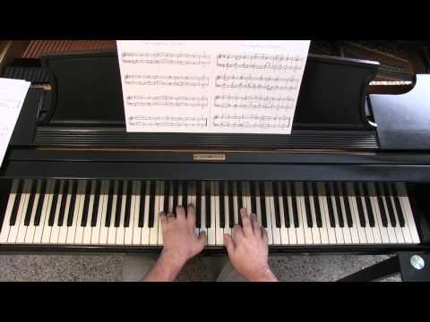 BACH CHORALE (BWV 122): Das neugeborne Kindelein