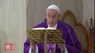 Il pensiero del Papa per quanti iniziano ad avere fame